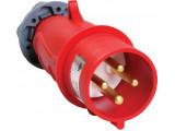 Вилка стандарта CEE кабельная