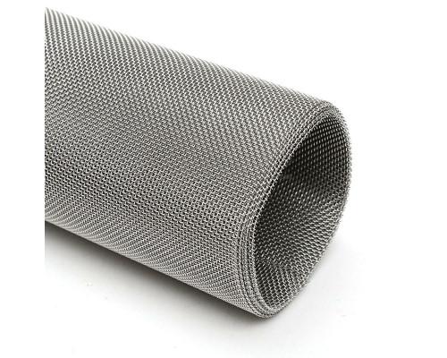 Сетка проволочная тканая нержавеющая сталь 2-2-05